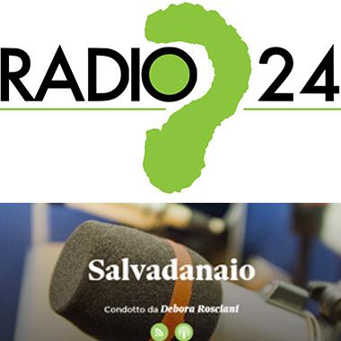Intervento di Michele Colosio alla trasmissione Salvadanaio di Radio24, condotta da Debora Rosciani