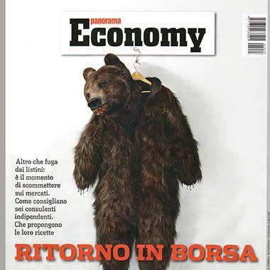 Intervista su Economy, inserto di Panorama